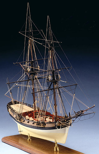 Model Shipways kit, Fair American