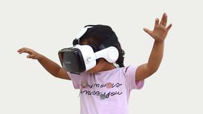 이동형 가상현실(VR) 체험서비스 트럭
