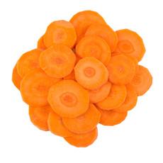 Sliced Carrots