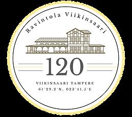 Ravintola Viikinsaari - 120 - Logo.png