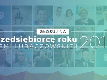 Głosuj na Przedsiębiorcę Roku Ziemi Lubaczowskiej 2017