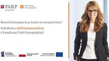 """Dotacje na szkolenia pracowników przedsiębiorstw - nabór w ramach projektu PARR S.A. pt. """"Fundusz Us"""