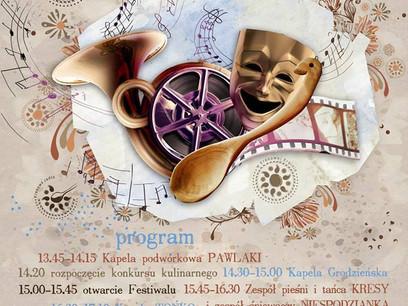 Stowarzyszenia na Festiwalu Dziedzictwa Kresów w dniu 6 sierpnia br. w Baszni Dolnej