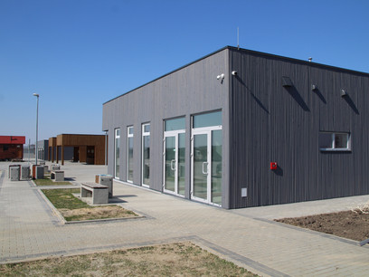 Rozbudowa targowiska gminnego w Krowicy Hołodowskiej