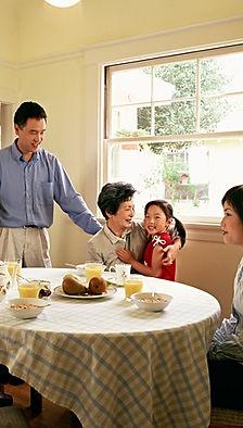 China family visiting Q visa