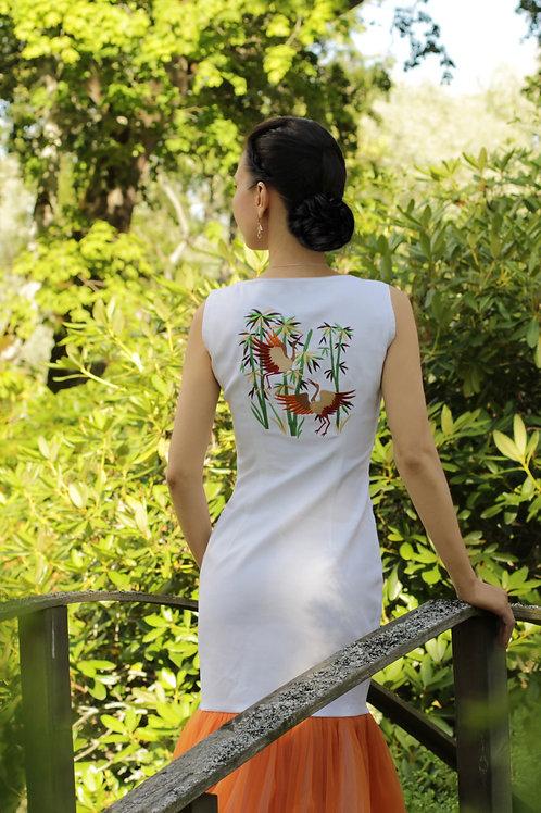 Джинсовое платье SHADOOF