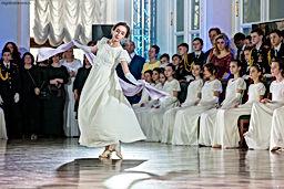 Танцевальное платьена заказ