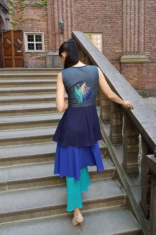 Джинсовое платье FERN
