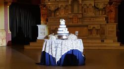 Cake Spotlighting at Sacred Heart