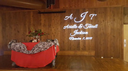 Boat House Augusta, GA Monogram