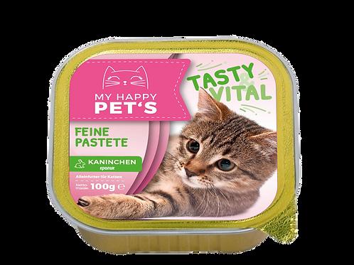 My Happy Pets Kaninchen feine Pastete mit 55% Fleisch