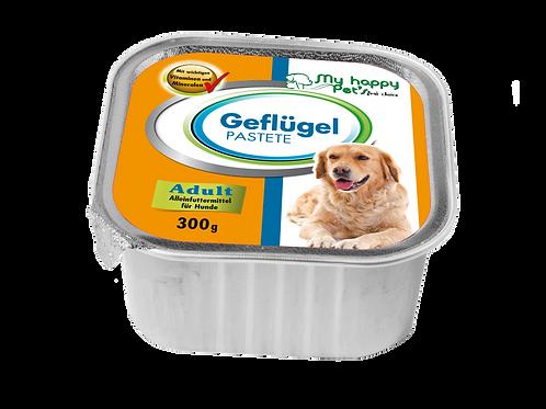My Happy Pet'S  First choise Hundefutter mit Geflügel