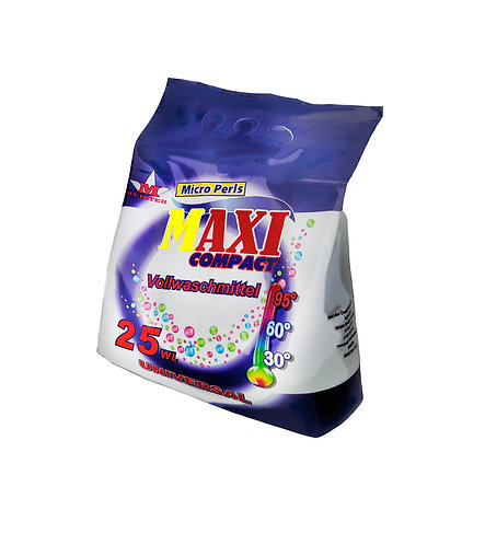 Maxi Compact Vollwaschmittel 2kg/25WG