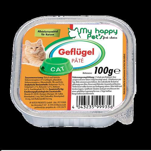 My Happy Pet'S  First choise Katzenfutter mit Geflügel