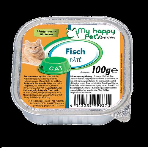 My Happy Pet'S  First choise Katzenfutter mit Fisch