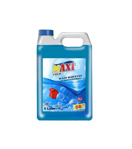 Maxi Colorwaschmittel 5L/66WG
