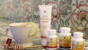Faire le plein d'énergie naturelle grâce au miel & co