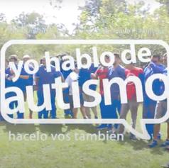 Yo hablo de autismo