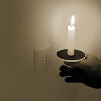 光のソムリエ「Viabizzuno」のキャンドルライト