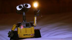 照明もロボットに!??
