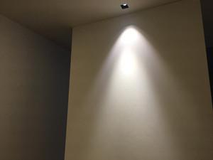 光のソムリエ128回_壁に出来たスカラップ