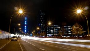 ドイツ魂と道路照明