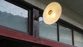 城下町で門燈の意義を思い出した