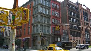 ニューヨーク、3つの出逢い