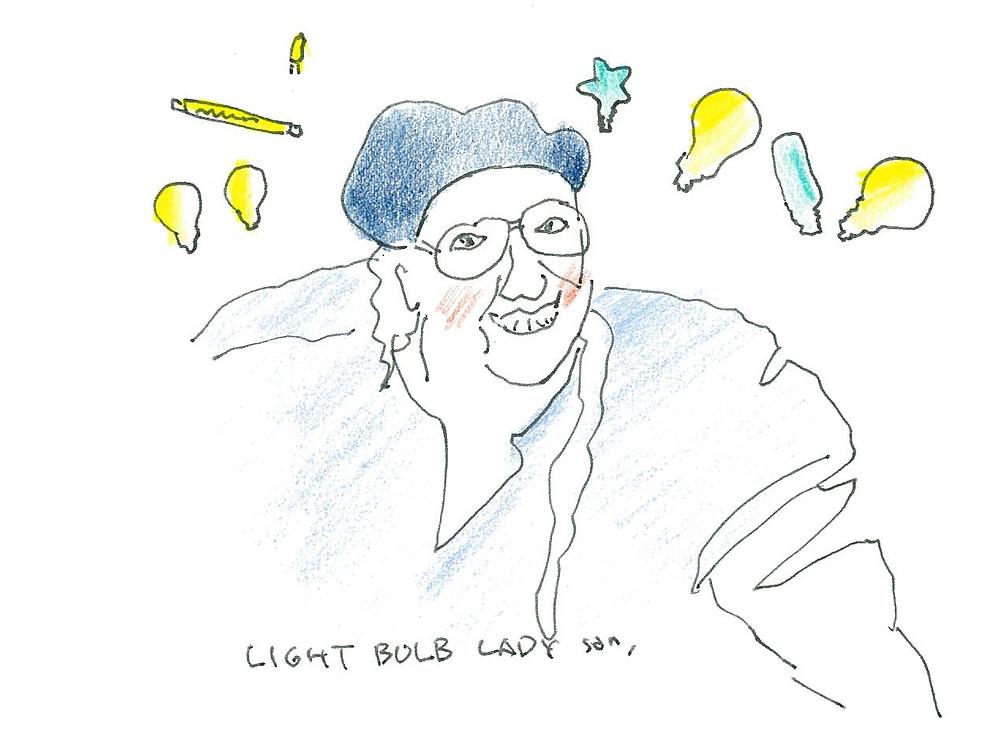光のソムリエ第130回「ポートランド旅行記・前編」メイン画像-ライトバルブレディ