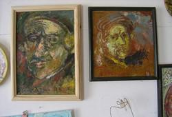 Два Рембрандта. 2020