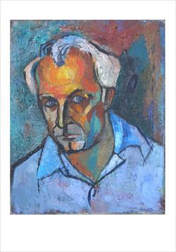 Портрет отца. 1984