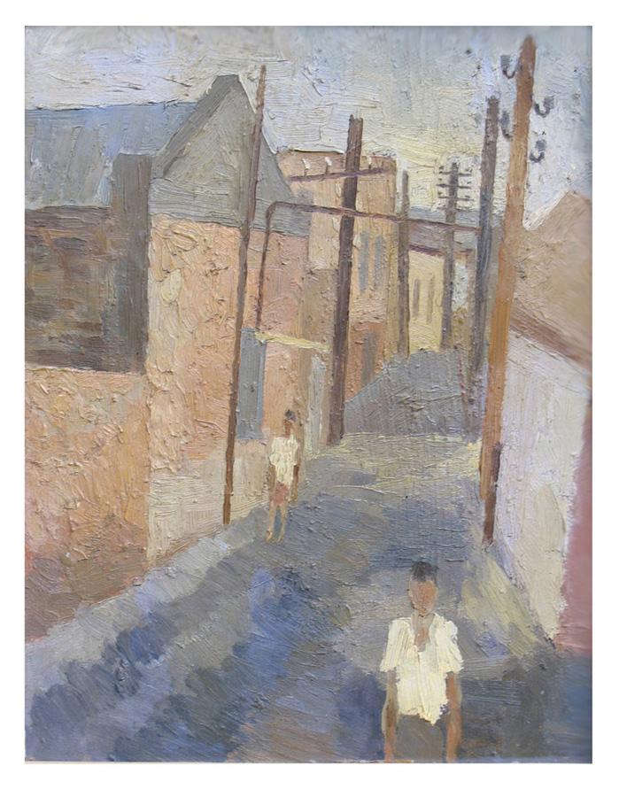 Мардакяны. 1983