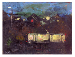 Троллейбус. 1987