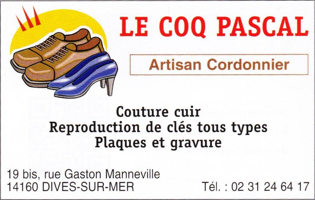 Pascal LECOQ | Artisan Cordonier