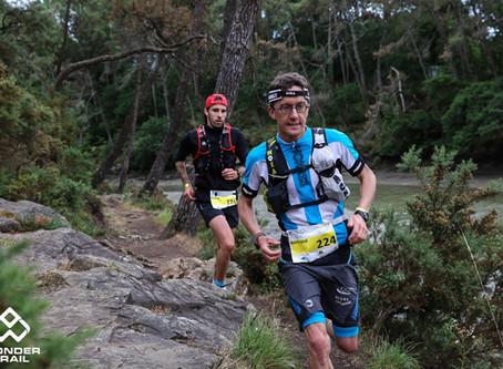 Bertrand Collomb-Patton: Parrain du Trail