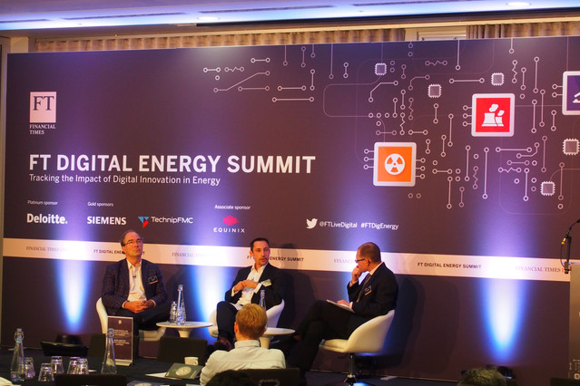 Big Data and Cybersecurity: Insights from FT Digital Energy Summit 2017