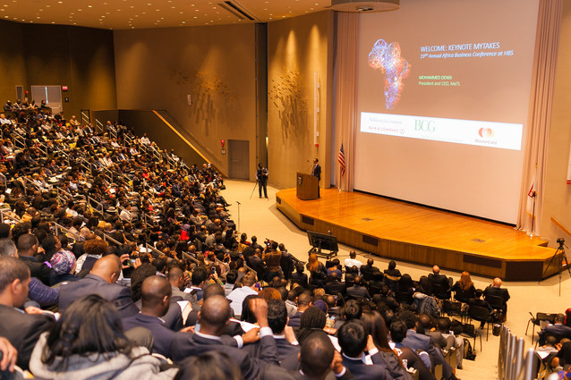 HBS Africa Business Conference 2018: Africa's Global Era Brings New Opportunities