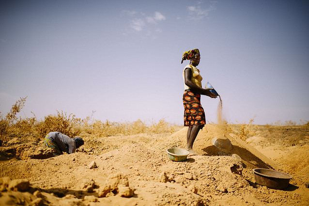 Women's Economic Empowerment in African Artisanal Mining