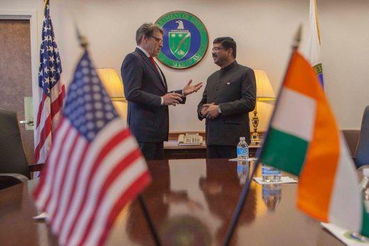 Energy Cooperation Opens The Door To Development In India