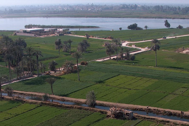 How Big Land Deals Add Stress to the River Nile