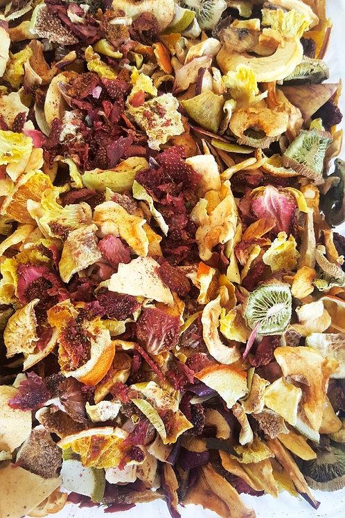 Karısık Dogal Meyve Çayı (100 gr)