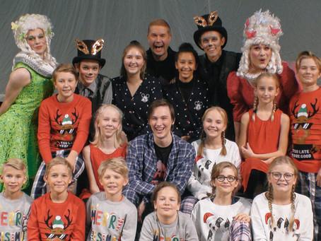 ShedHelsingin  kolmannessa musikaalissa lavalla loistaa jälleen yli 100  lasta ja nuorta