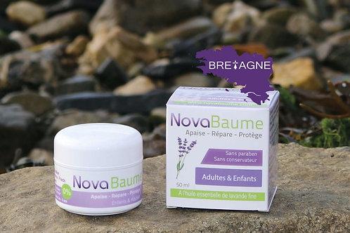NovaBaume | Baume réparateur   Peau Irritée - Abîmée - Sèche