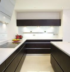 How to achieve clean lines in your kitchen