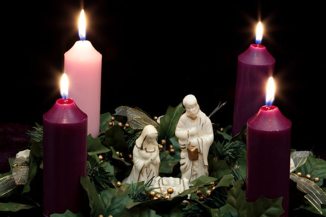 29 Nov 2020: Celebration for Advent with the Anglican Chaplaincy in Norway