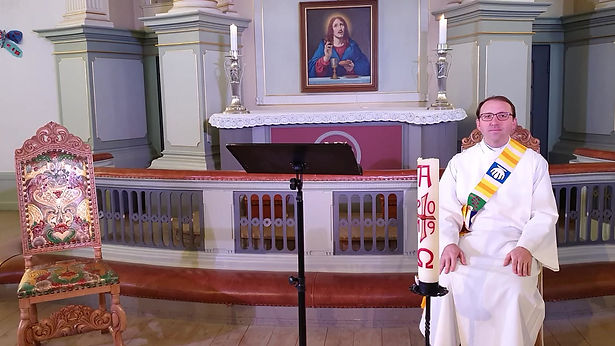 Easter sermon 2020: Revd Kirk Weisz