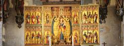 mariakirken high altar cropped