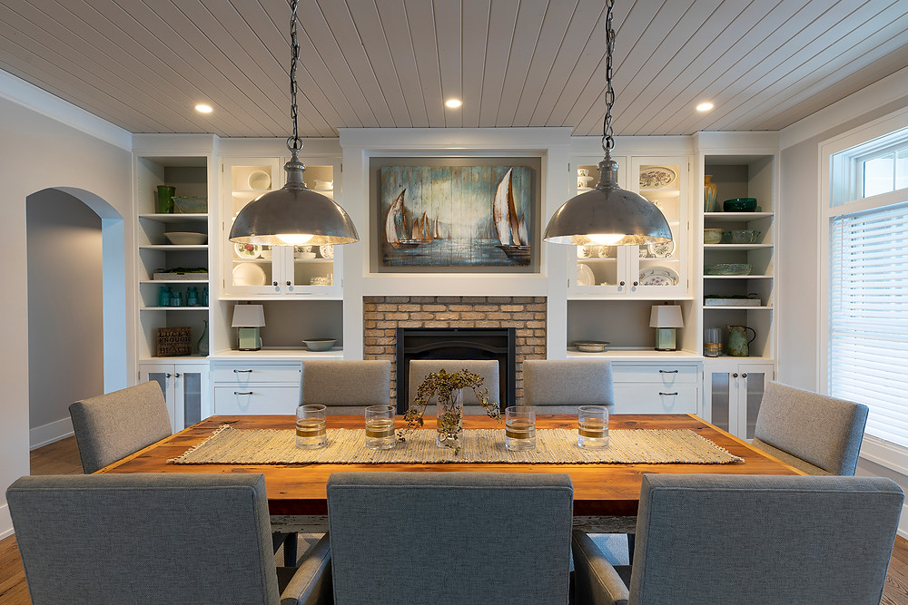 A Recent Dining Room Project (see more in the Gallery)