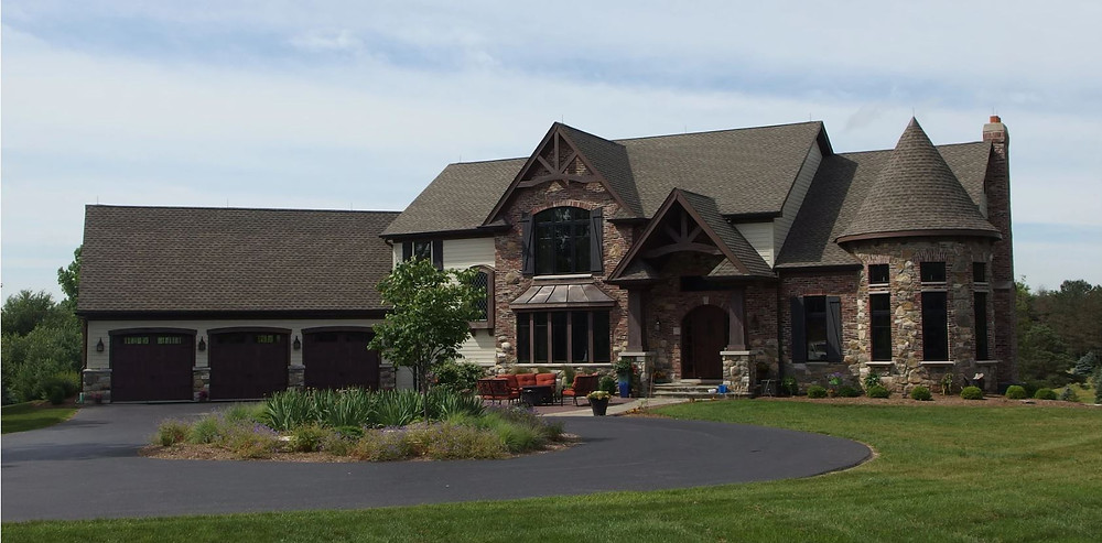 One of Our Custom Homes in Crystal Lake, IL