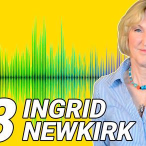 #38 40 Years of Animal Activism| Ingrid Newkirk